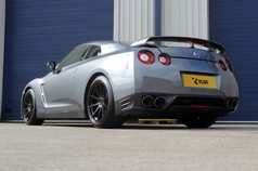 NISSAN GTR Fitted With Riviera RV194