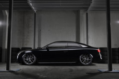 Audi A5 Fitted With Riviera RV136