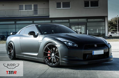 Nissan GTR Fitted With Judd T311R