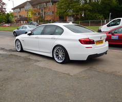 BMW F10 Fitted With Calibre CCM