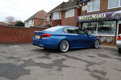 BMW M5 Fitted With Calibre CC-M