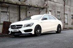 Merc Cla Fitted With RF101