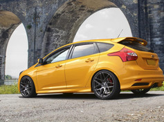 Ford Focus ST Fitted With Bola B8R