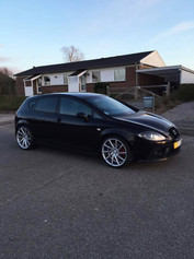 Seat Leon Fitted With BOLA ZZR