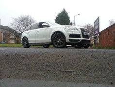 Audi Q7  Fitted With Judd t311