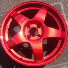 GLOSS CANDY METALLIC RED