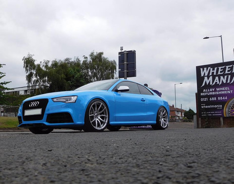 AUDI RS5 Fitted With MAYFAIR