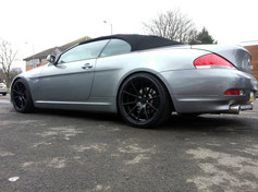 BMW 6 SERIES Fitted With  RIVIERA RV193