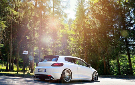 VW VW SCIROCCO Fitted With Veemann FS27