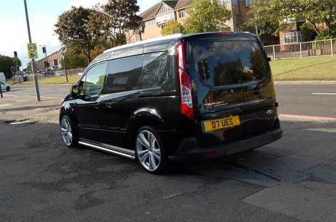 FORD TRANSIT Fitted With 19 SAVOY