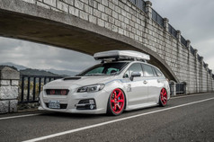 Subaru Fitted With BOLA B1