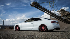 Audi A5 Fitted With 3SDM 0.04