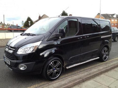 Ford Transit Fitted With ODDYSEYY