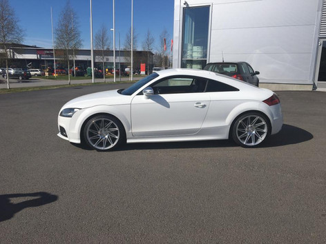 Audi TTS Fitted With V-FS26