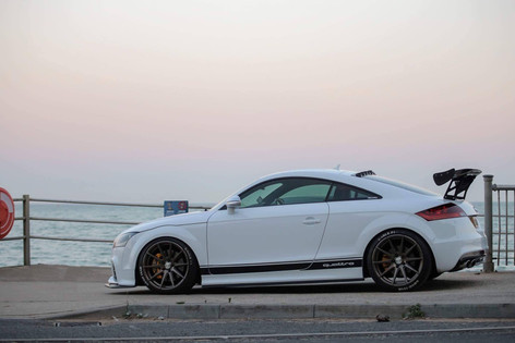Audi TT Fitted With Bola Csr