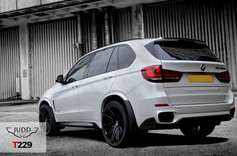 BMW X5 Fitted With Judd T229