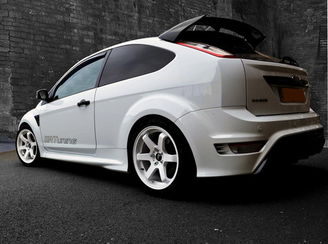 Focus RS  Fitted With Bola B1