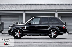 Range Rover Fitted With Judd T203