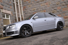 Audi RS4 Fitted With Bola B1