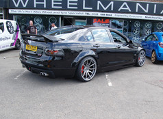"""Vauxhall VXR8 Fitted With 20"""" Mayfair"""