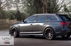 Audi RS6 Fitted With Judd T202