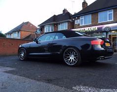 """Audi A5 Fitted With 20"""" RIVIERA"""