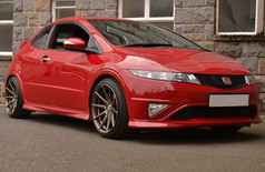 HONDA CIVIC Fitted With BOLA CSR
