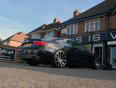 """Audi A5 Fitted With 20"""" MGM"""