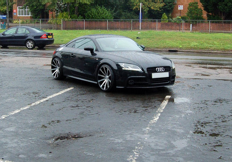 """Audi TT Fitted With 20"""" MGM"""
