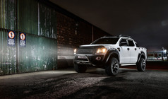 Ford ranger Fitted With RIVIERA XTEREME RX100