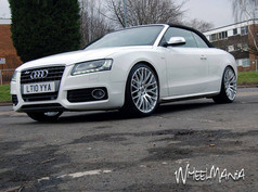 """Audi A5 Fitted With 20"""" ALTUS"""