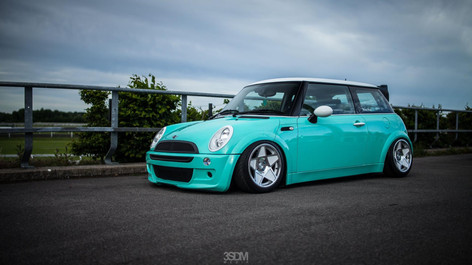 MINI Fitted With 3SDM 0.05