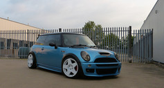 MINI Fitted With BOLA B10