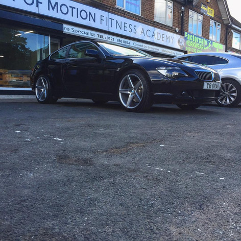 BMW 6 Series fitted with 20 INCH Veemann V-FS8