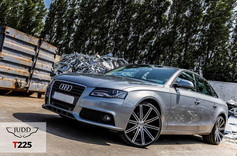Audi A4 Fitted With Judd T225