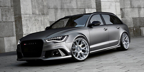 Audi RS6 Fitted With RV160