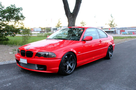BMW E46  Fitted With Bola B1