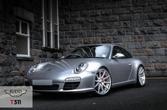 Porsche 911 Fitted With Judd T311