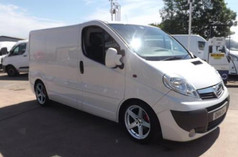 """Vauxhall Viviaro Fitted With 19"""" Drc Dma"""