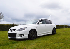 Mazda 3 Fitted With BOLA B10