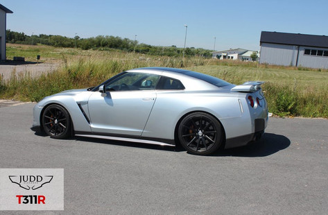 Nissan R35 GTR Fitted With Judd T311R