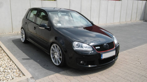 Vw Golf  Fitted With VEEMANN V-FS26