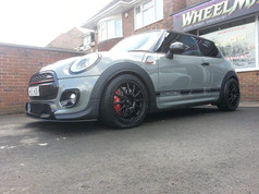 MINI Fitted With PRO RACE 1.2