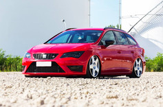 Seat Leon ST FR Fitted With BOLA B10