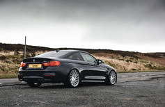 BMW M4 Fitted With RIVIERA RV135