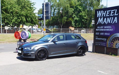 """Audi A3 Fitted With 20"""" Mania Mayfair"""