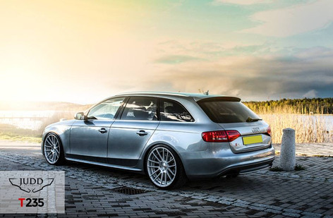 Audi S4 Fitted With Judd T235