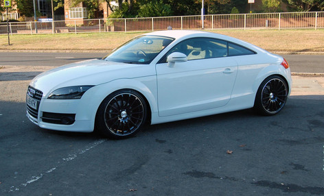 """Audi TT Fitted With 19"""" Rapide"""
