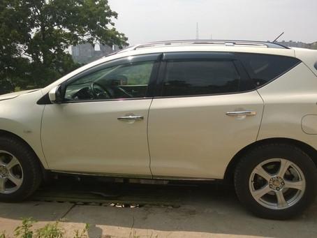 Nissan Murano VQ35DE 2010 год. Удаление катализатора, установка пламегасителя