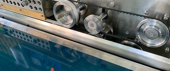 ภาพประกอบส่วนของเครื่องซีล